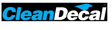 Clean Decal Logo